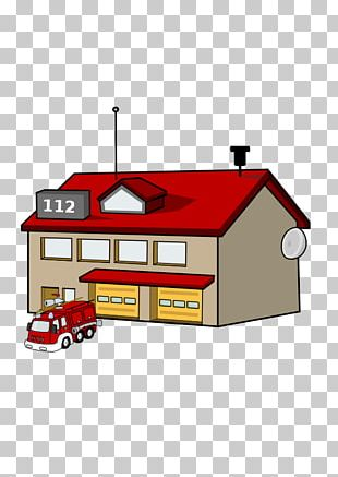 Fire Station Fire Department Fire Engine PNG