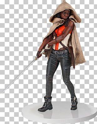 The Walking Dead: Michonne Rick Grimes Figurine Maggie Greene PNG