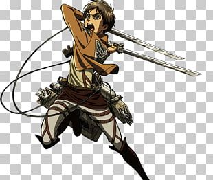 Eren Yeager A.O.T.: Wings Of Freedom Mikasa Ackerman Attack On Titan: Humanity In Chains PNG
