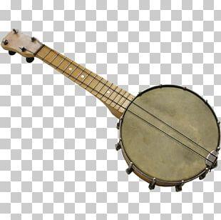 Banjo Guitar Ukulele Banjo Uke Musical Instruments PNG