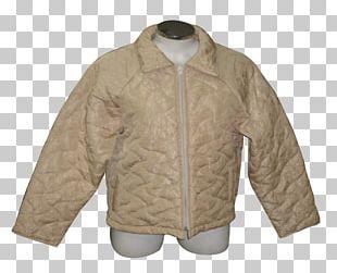 Beige Jacket PNG