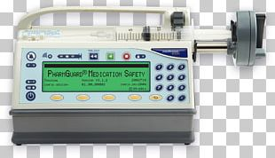 Infusion Pump Syringe Driver Intravenous Therapy Pharmaceutical Drug PNG