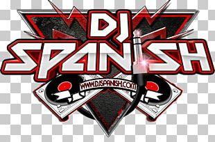 Logo Disc Jockey Audio Mixing PNG