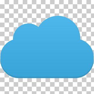Blue Heart Turquoise Aqua Sky PNG