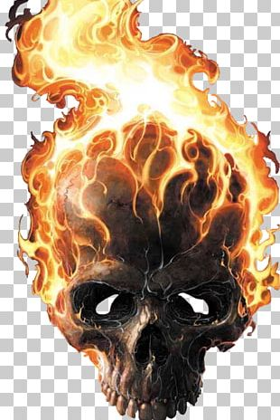 Johnny Blaze Ghost Rider: Road To Damnation Marvel Comics PNG