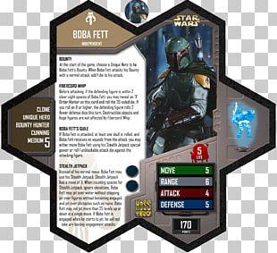 Anakin Skywalker Boba Fett Yoda Kenner Star Wars Action Figures PNG