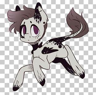 Cat Pony Horse Dog PNG