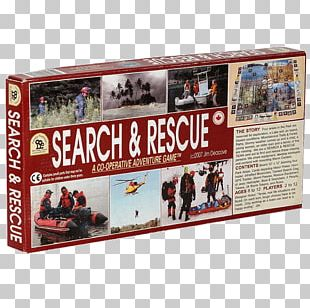 Search And Rescue Advertising Adventure Game PNG