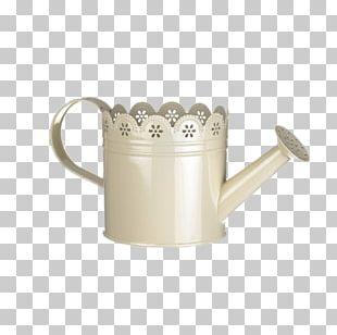 Silver Cup Mug PNG