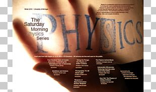 Physics Poster Graphic Designer Information Science PNG