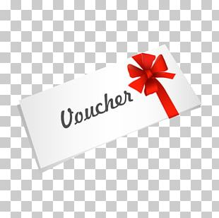 Voucher Gift Card Coupon PNG