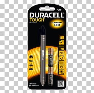 Battery Charger Duracell Flashlight Electric Battery PNG