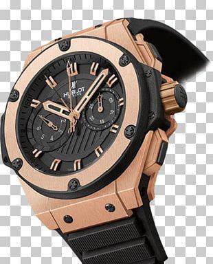 Hublot King Power Watch Clock Rolex PNG