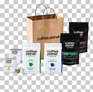 Specialty Coffee Arabica Coffee Roasting Coffee Bag PNG