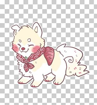 Whiskers Cat Bear Dog PNG