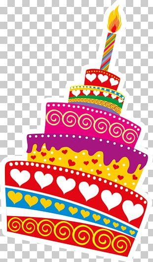 Birthday Cake Cupcake Wedding Invitation Birthday Card PNG
