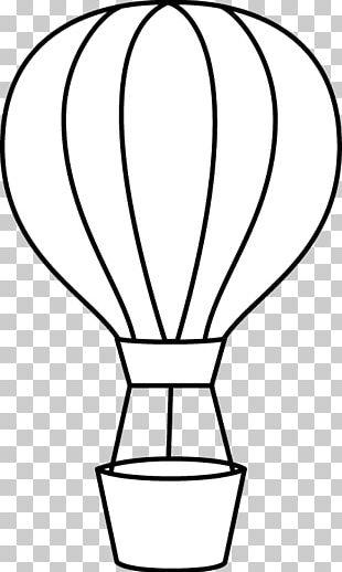Coloring Book Hot Air Balloon Drawing Child PNG