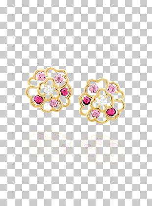 Earring Chanel Bijou Jewellery Costume Jewelry PNG