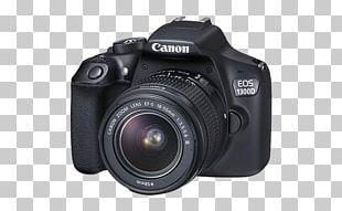 Canon EOS 1300D Canon EOS 600D Digital SLR Canon EF-S 18–55mm Lens Camera PNG