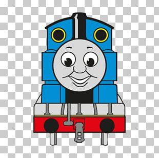 Thomas Train Tank Locomotive PNG