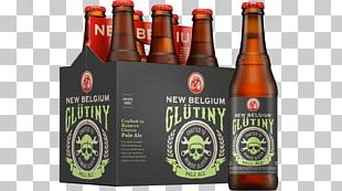 New Belgium Brewing Company Beer India Pale Ale PNG
