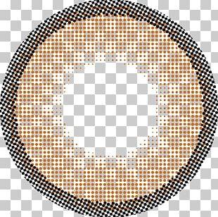 Circle Contact Lens Contact Lenses Eye Red PNG