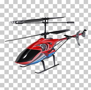 Helicopter Rotor Radio-controlled Helicopter Radio Control Quadcopter PNG