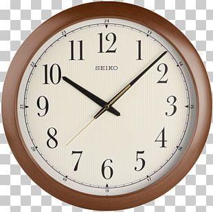 Radio Clock Table Mantel Clock Musical Clock PNG