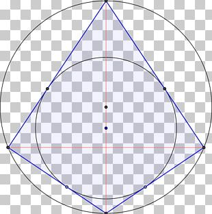 Right Kite Geometry Circle Quadrilateral PNG