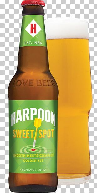 India Pale Ale Harpoon Brewery Lager Beer PNG