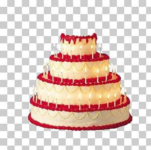 Birthday Cake Wish Birthday Card PNG