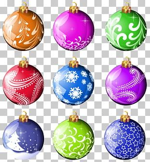Christmas Ornament PNG