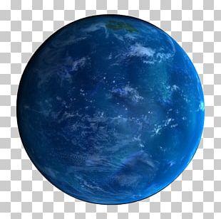 Earth Ocean Planet HD 189733 B Exoplanet PNG