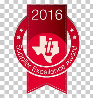 Texas Instruments Award Company Organization Excellence PNG