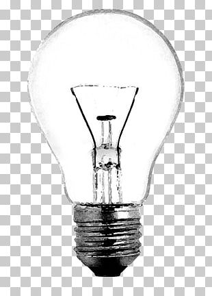 Incandescent Light Bulb Electric Light Lamp Electricity PNG