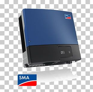 Power Inverters Solar Inverter SMA Solar Technology Grid-tie Inverter Three-phase Electric Power PNG