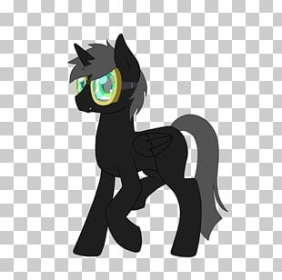 Cat Horse Cartoon Character Tail PNG
