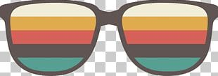 Sunglasses Interlude Lounge Retro Style PNG