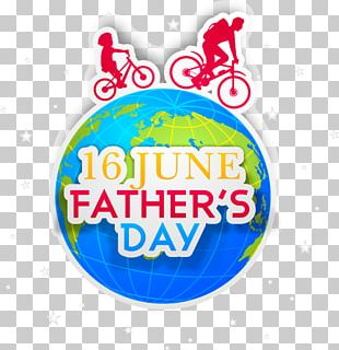Fathers Day Illustration PNG