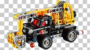 Lego Technic Amazon.com LEGO 42031 Technic Cherry Picker Lego Minifigure PNG