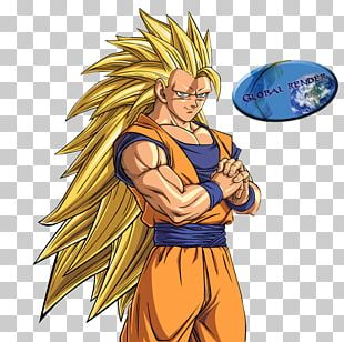 Goku Vegeta Majin Buu Gogeta Gohan PNG
