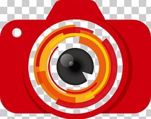 Logo Camera Lens Photography PNG