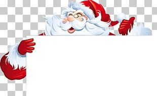 Santa Claus Christmas Stock Photography PNG