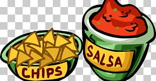 Salsa Nachos Chips And Dip Guacamole Mexican Cuisine PNG
