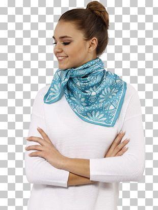 Scarf Georgette Silk Souvenir Sleeve PNG