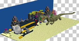 Lego Ideas Sea Monster PNG
