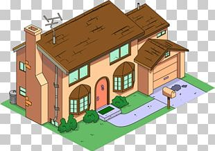 The Simpsons: Tapped Out The Simpsons Game Homer Simpson The Simpsons House Marge Simpson PNG
