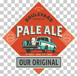 Boulevard Brewing Company India Pale Ale Beer PNG