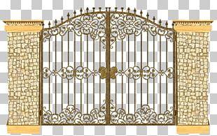 Portal Gate Post Aluminium Fence PNG, Clipart, Aluminium