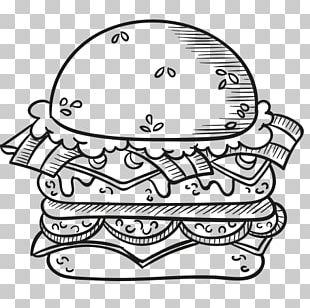 Hamburger Fast Food Hot Dog Calorie PNG